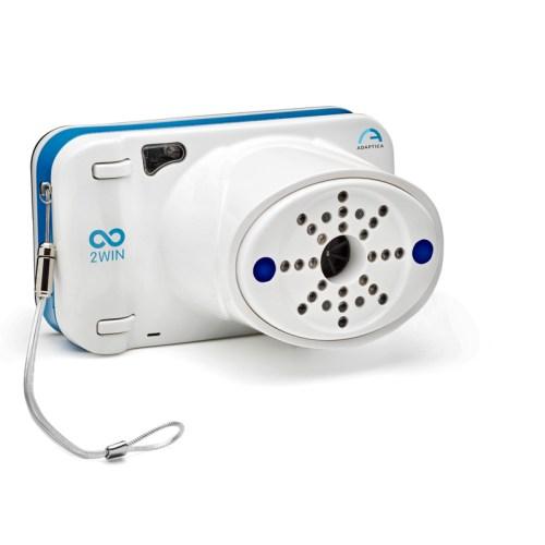 2Win mobiles binokular Refraktometer