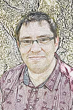 Markus Fuhrmann stammt aus dem Bistum Essen und arbeitet als Diakon auf Norderney.