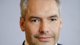 Karl Nehammer, Bundesminister für Inneres in Österreich (Foto: © BKA / Andy Wenzel)