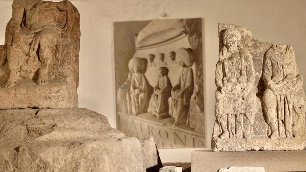 Ein weiterer Abschnitt des römischen Limes in Deutschland ist jetzt Weltkulturerbe. Das Grenzsystem des Römischen Reiches umfasste einst Teile von Europa, Afrika und Asien.