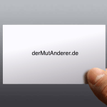 Petra Hammerstein's business card
