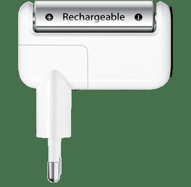 Apple Batterieladegerät