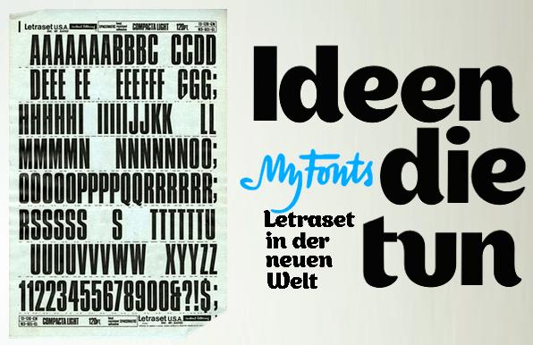MyFonts: Ideen die tun¹