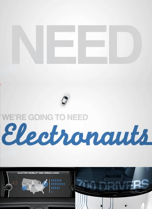 BMW USA Elektonauten benötigt