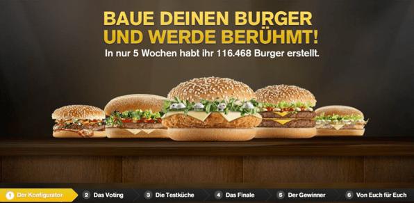 Mein Burger: Lichtblicke