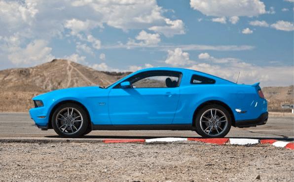 Mustang heute