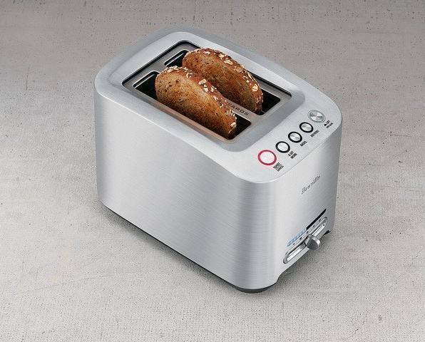 Breville 2 slice smart toaster