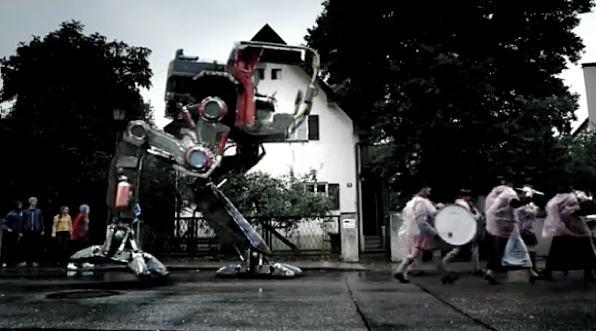 Bayern winkt den Machinen zu