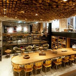 Starbucks, Amsterdam