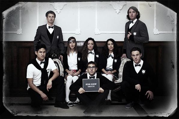 Arcana Academy - Class of 2012