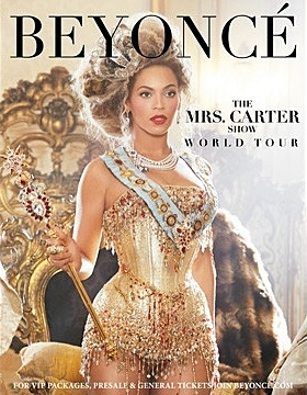 THE MRS: CARTER SHOW