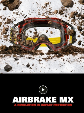 Oakley Airbake MX Schutzbrille