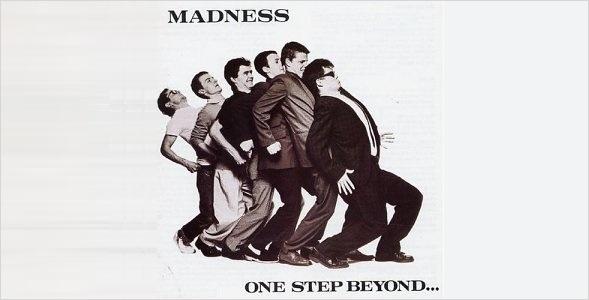 Madness album art