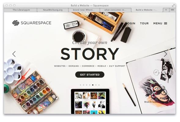 Schreiben Sie Ihre Geschichte selbst