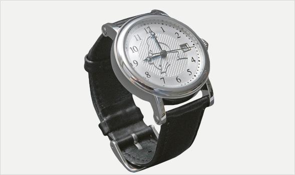 Une magnifique montre Tintin
