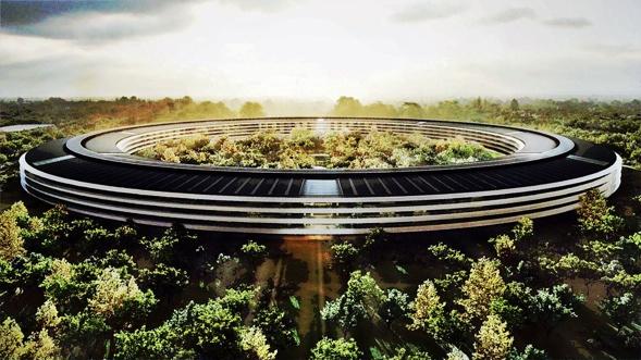 Apple campus via CoDesign