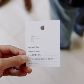 Apple retail (Andrew Kim)