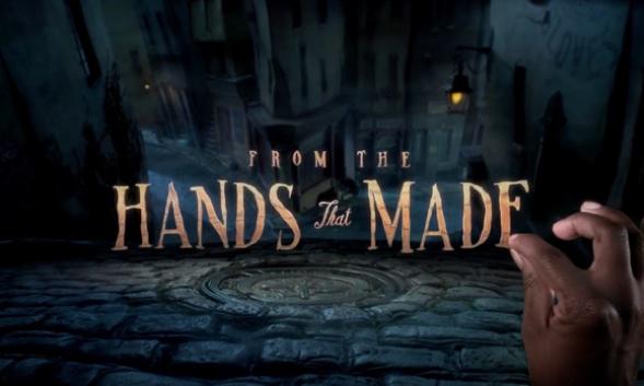 Die selben Hände die uns Coraline und Paranorman gebracht haben