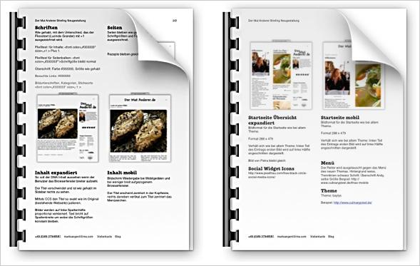 2-Seiten Briefing zur DMA Neugestaltung