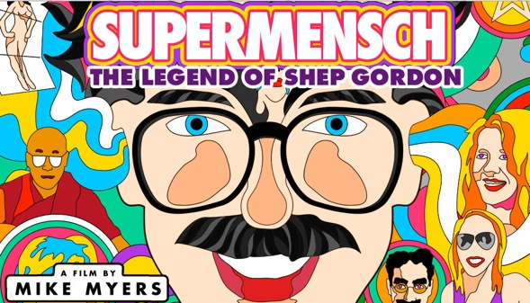 Supermensch Filmdokumentation