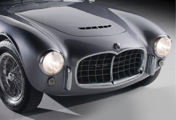 Maserati A6G 2000 Spider