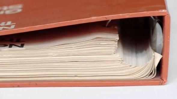 Standard Ringbuch für den Graphik Standard