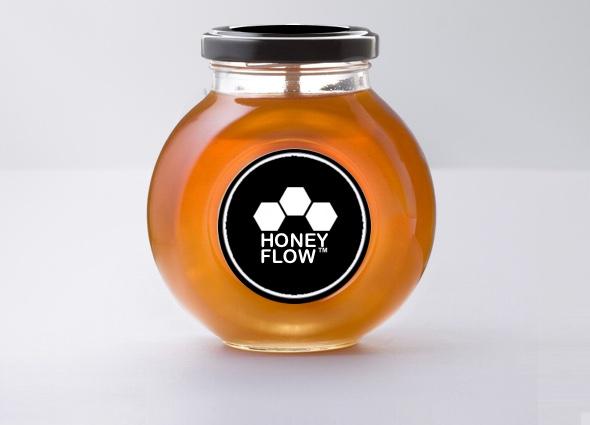 Flow™ im Glas der Konkurrenz. Mein unaufgeforderter Gestaltungsvorschlag.
