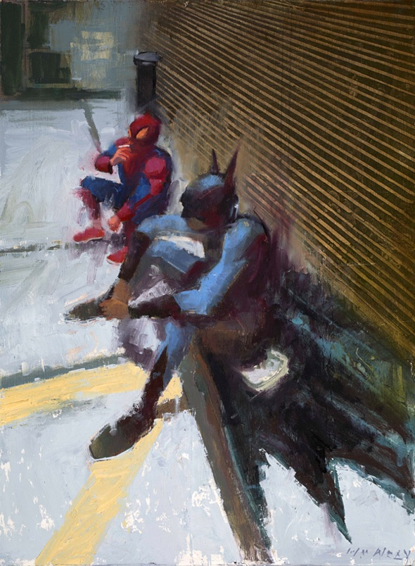 Partners in crime by William Wray