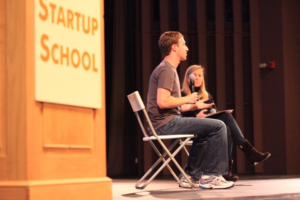 Startup School via Flickr