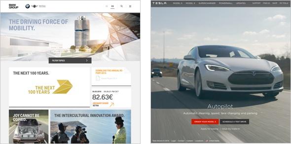 BMWGroup.com - Teslamotors.com