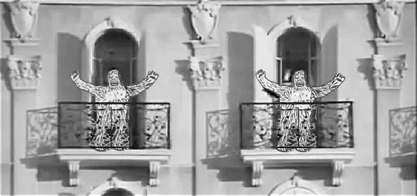 Berühmte Chanel Egoist Anzeige, Jean Paul Goude entrissen