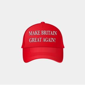 Eine Welt zum Besseren: Make Britain Great Again