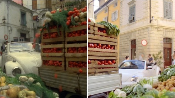 Allianz classic  tomato ad
