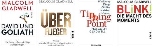 Gladwell Bestseller