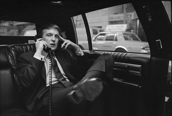 Donald Trump Foto: Neal Boenzi—The New York Times