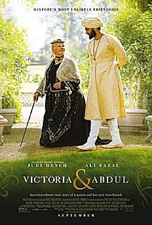 Victoria & Abdul Filmplakat