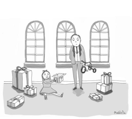 ©Maddie Dai - New Yorker