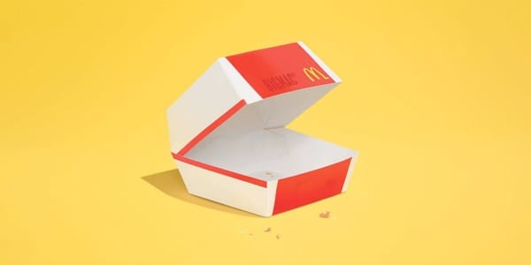 McDonald's Big Mac ad /TBWA Paris