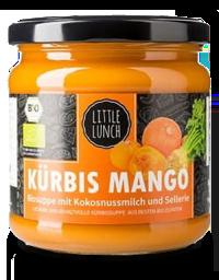 Little Lunch Produktgestaltung Kürbis Mango