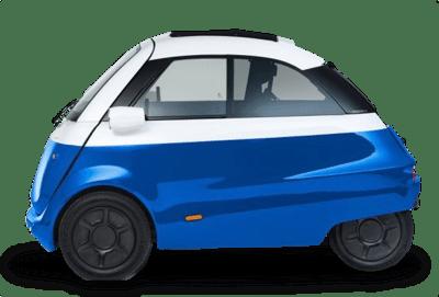 Das E-Auto im Isetta-Stil