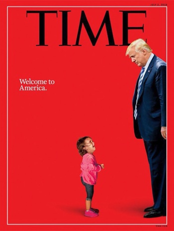 Time Magazin Titel