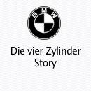 Am 18. Dezember 2017 zeigte sich die BMW Zentrale in München in neuem Licht, um zu demonstrieren das Freude am Fahren auch elektrisch geht.
