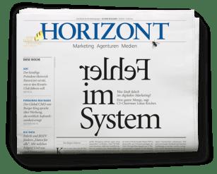 Fehler im System ©horizont.net