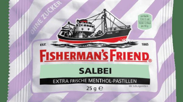 Fisherman's Friend Extra frische Menthol-pastillen