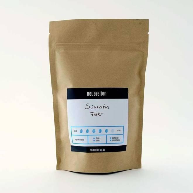 Filterkaffee-Sumatra