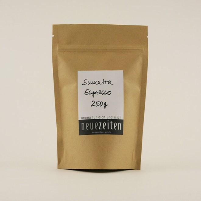 Produktbild Sumatra Espresso