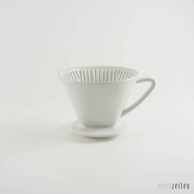 Produktbild cilii Keramik Kaffeefilter weiß Größe 4