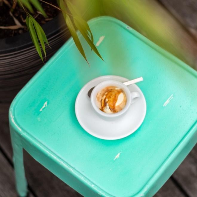 Affogato al Caffè - so geht Sommer