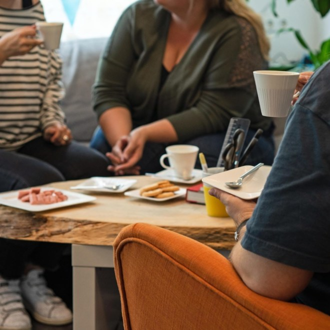 Fika - die schwedische Kaffeepause,mittendrin