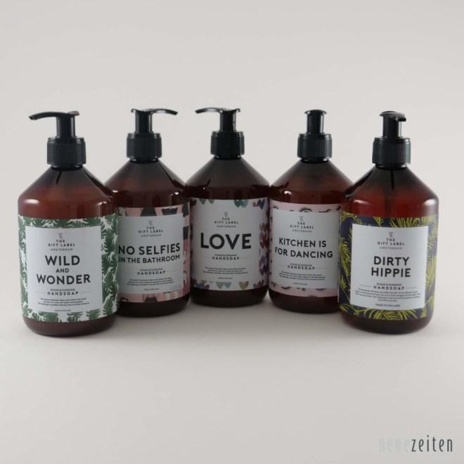 Produktbild - the Gift Label - Flüssigseife - Ambiente